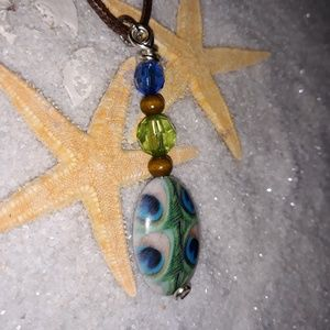 Jewelry - Peacock Bliss necklace